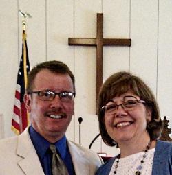 Pastor Tom and Nancy Jackson