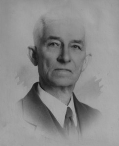Pastor at Peoples Baptist Church from 1930-1943