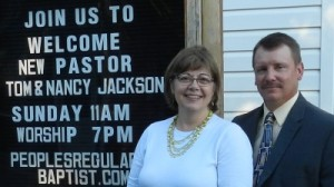 Pastor Tom and Nancy